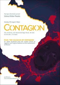 CONTAGION (2011) by Mariana Garcia
