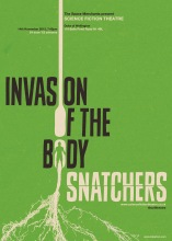 Invasion of the Body Snatchers by Toby Leigh