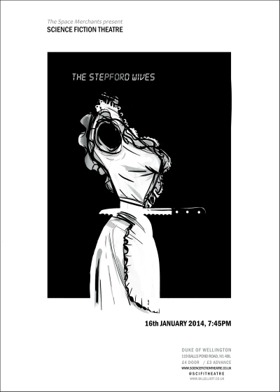 The Stepford Wives by Bill Elliot