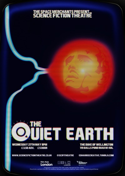 The Quiet Earth by Ed Harris
