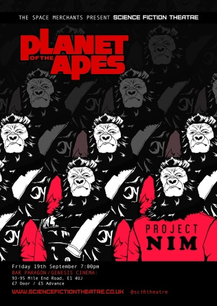 Planet of the Apes/Project Nim by Susan Yan Mach