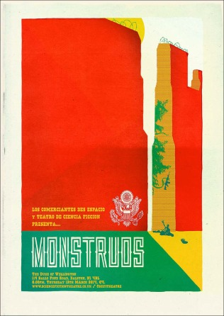 Monsters by Andy Morgan