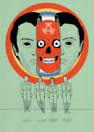 THE ANDROMEDA STRAIN (1971) by Patrick Horvath