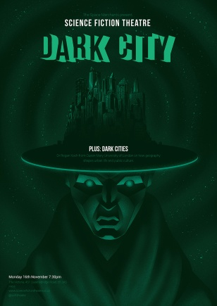 Dark City by Michael Lee-Graham