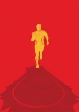 THE RUNNING MAN (1987) by Vienna Man