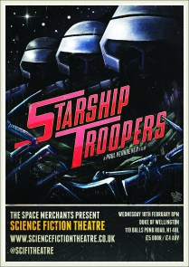 Starship Troopers by Simon Brewer