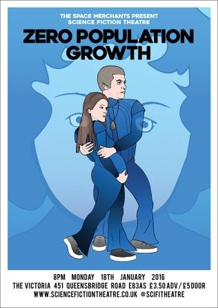 Zero Population Growth by Jo Sinclair