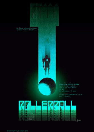 Rollerball by Max Oginni