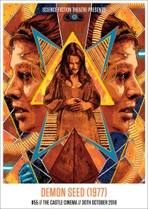 DEMON SEED (1977) by Matthew Brazier